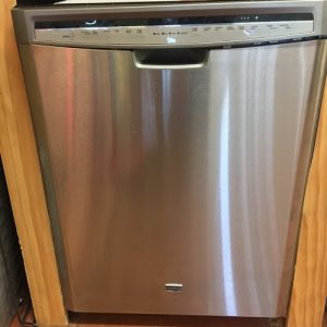 General Electric 18 Inch Dishwasher Stainless Steel Tub Appliance