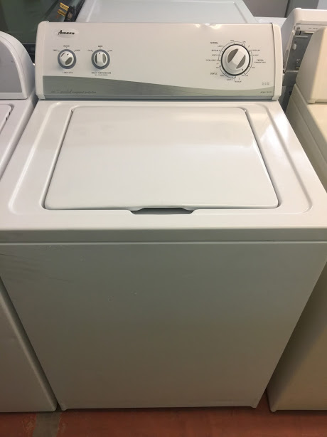 Amana Super Capacity Washer Appliance Discount Center