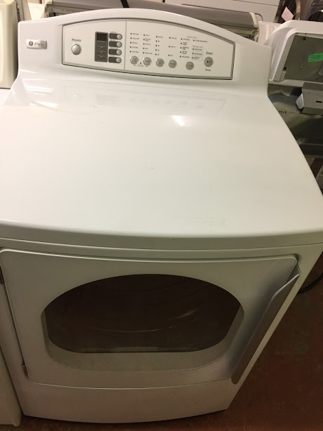 Ge Profile Electric Dryer Appliance Discount Center